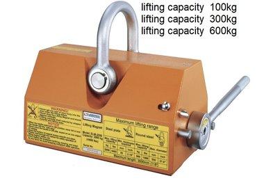 Permanent lifting magnets