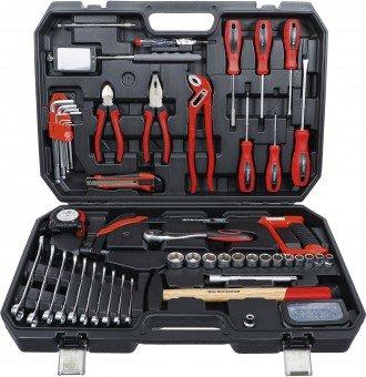 Socket Set / Tool Assortment 82 pcs