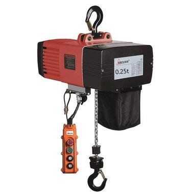 Electric chain hoists DEH 0.25 ton