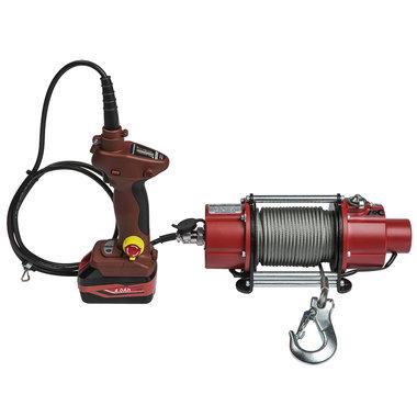 Battery winch