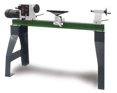 Woodturning lathe vario 408 x 1067 mm
