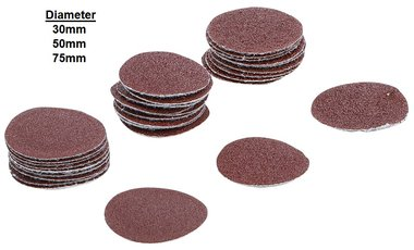 Sanding Pads for Eccentric Sanders
