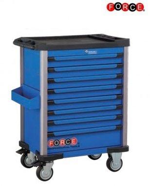 Tool trolley Practical 193pc (Foam)