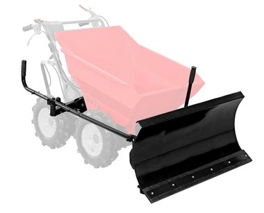 Snowplow for minidumper MD300
