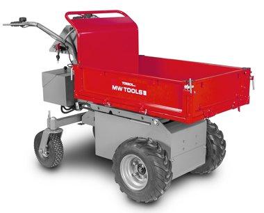 Electric minidumper 500kg hydraulic