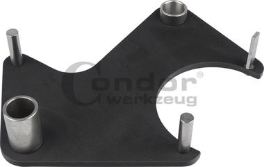 Camshaft Sprocket Locking Tool, Renault 1.6 16V
