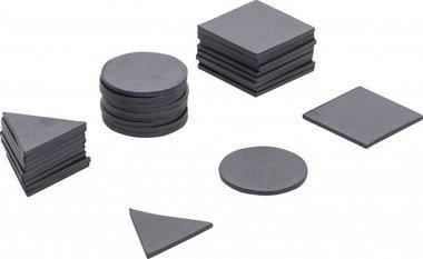 Magneetset flexibel 30 stuks.
