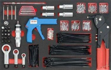 Utility set (EVA) 626-piece