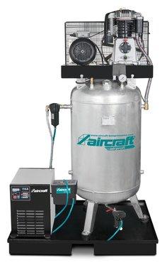 Reciprocating compressor 10 bar - 270 L