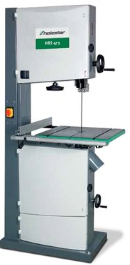 Vertical band saw for wood 3x400V