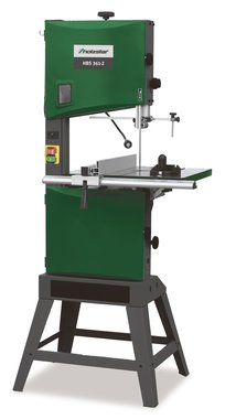 Vertical band saw for wood 1100W