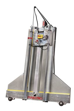 Mobile panel saw 1.8 kw, cutting height 1625 mm