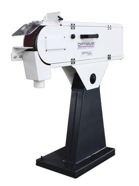 Industrial belt sander 75x2000 mm