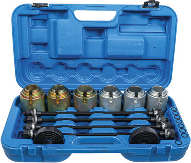 Pull and Press Sleeve Kit with 4 Spindles 26 pcs