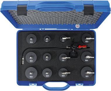 Turbocharger System Pressure Tester Set 13 pcs