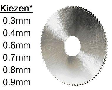 Saw cutters HSS diameter 63 mm