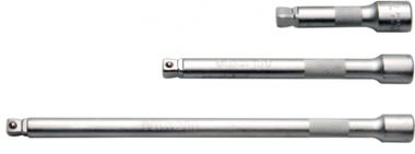 Wobble Extension Bar Set 10 mm (3/8) 75 / 150 / 250 mm, 3 pcs.