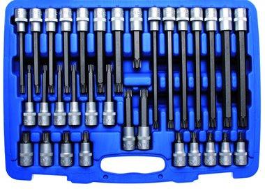 32-piece 1/2 Drive Ribe Bit-Assortment