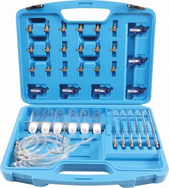 Common Rail Diagnosis Kit with 24 Adaptors
