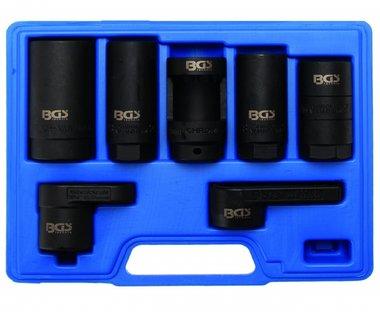 7-piece Oxygen Sensor Socket Set