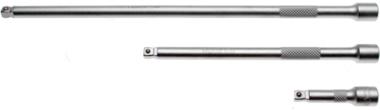 1/4 Wobble Extension Bar Set, 50 - 150 - 250 mm