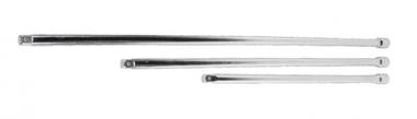 Extension Bar Set, 450-600-750 mm, 1/2