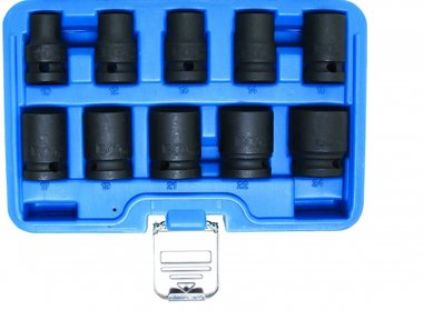 10-piece 1/2 Deep Impact Sockets Set