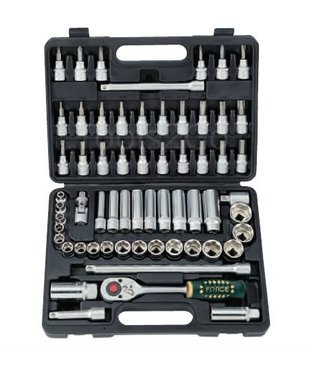 3/8 Socket set 61pc