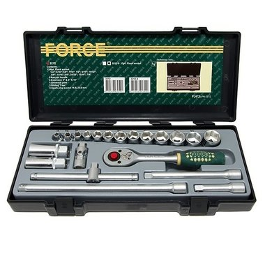 3/8 Socket set 21pc
