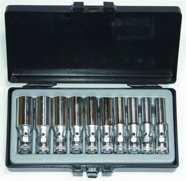 3/8 Universal deep socket set 10pc