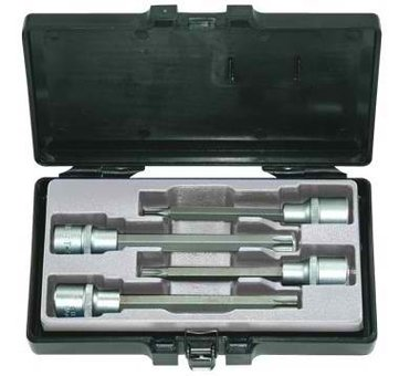 1/2 Star socket bit set 4pc