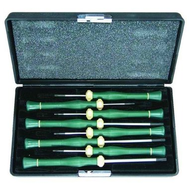 Torx jeweler screwdriver set 8pc