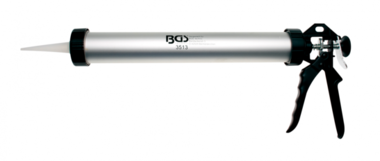 Aluminium Caulking Gun, for Cartridges 380 mm