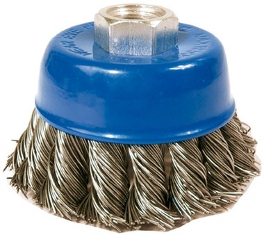 Wire Cup Brush M14x2, Diameter 65 mm