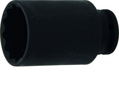 Impact Socket, 12-point (1/2) Drive 46mm