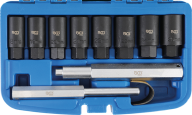 10-piece Rim Lock Dismantling Tool Set