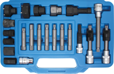 Alternator Bit and Socket Set 23 pcs