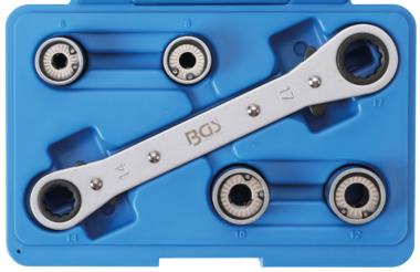 Stud Extractor Set 6 - 12 mm 5 pcs