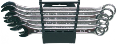 Combination Spanner Set | Inch sizes | 3/8