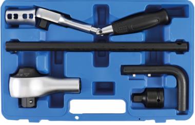 Torque Multiplier Set 12.5 mm (1/2) + 20 mm (3/4) 6 pcs
