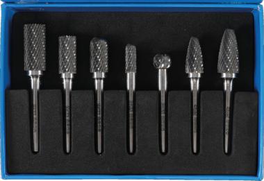 7-piece HSS Miller Cutter Set