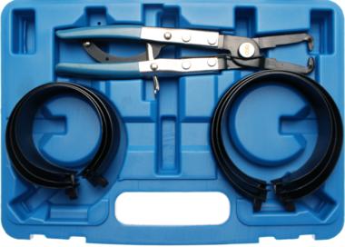 7-piece Piston Ring Compressor Set