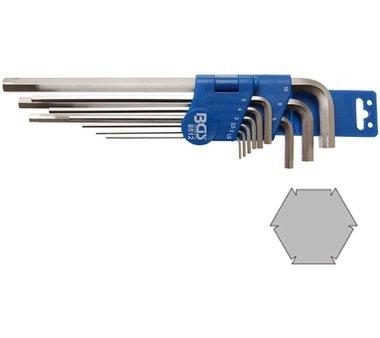 Special L-Type Key Set | internal Hexagon 1.5 - 10 mm | 9 pcs.