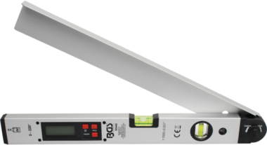 Digital LCD Protractor with Water Level 450 mm