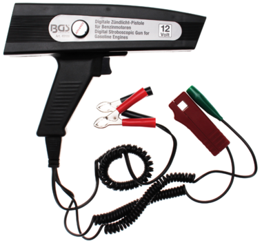 Digital Stroboscopic Gun for Gasoline Engines