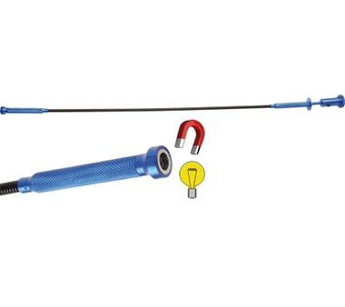 Claw / Magnetic Lifter / Light Combination Tool 615 mm