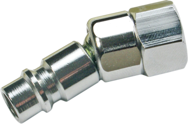 Thread Nipple 6.3 mm (1/4) internal Thread