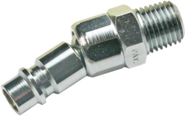 Thread Nipple 6.3 mm (1/4) external Thread