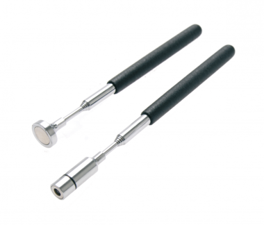 LED magnetic Pick-Up Tool and Inspection Mirror Set