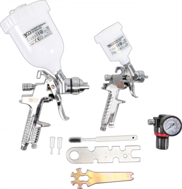 Air Paint Spray Gun Set
